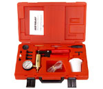 Vacuum Pump & Brake Bleed Kit